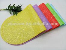 modern popular anti-slip mats and rugs, pvc large plastic floor mat
