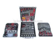 LB-444 186 pcs tool set in aluminium case (tool kit;tool set)