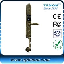 Fingerprint Access Control Door Lock with Remote Control Function