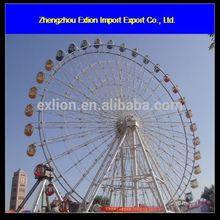 New design high quality Outdoor Playground Amusement Big Ferris Wheel For Sale