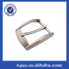 2014 High class ,simple style shiny flat belt buckle hardware
