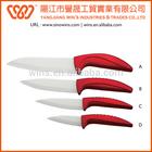 Ceramic Cutlery Knife and Peeler Set