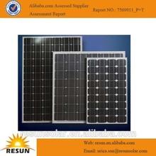 Poly solar panel 300watt panels with solar panel tempered glass