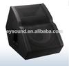 Professional stage audio speaker 15'' monitor speaker