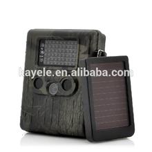 Hot sale solar hunting cameras/ trail cameras