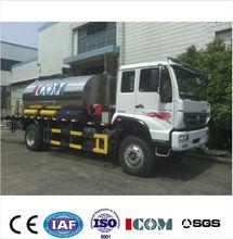 High quality! 8000L ZQZ5161GLQ asphalt distributor for road construction