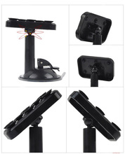 360 degree 8 small suction cup silicone Car holder