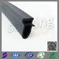 metal de borracha composto de borracha flexível tiras de vedação para automóveis para a porta do carro