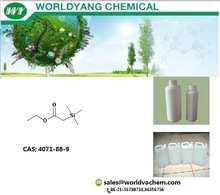 worldyang ethyl (2-trimethylsilyl)acetate;cas no4071-88-9;Colorless transparent liquid