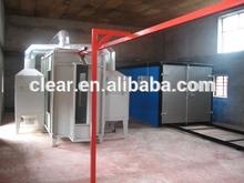 wonderful powder coating booth with reasonal price