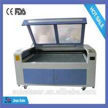 Jinan Suke 1290 laser cutting machine rubber cup lump