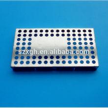 2014 high performance Custom high quality shield bracket at best price