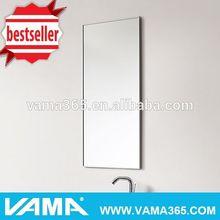 VAMA VB-14136A hot sell silver frame mirror chrome paint