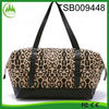 2014 China New Design Wholesale Leopard Travel Bags
