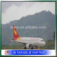 cheap air freight flight from guangzhou to Spain