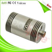 New design air-vent and AFC design ss Rda Clone Vulcan atomizer