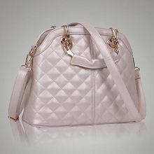yyw pu metallic leather bag