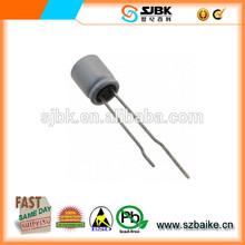 Aluminum - Polymer Capacitors RS80J561MDNASQJT
