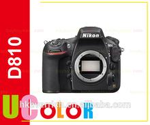 Genuine New Nikon D810 36.3 MP Digital SLR Camera Body - Black Multi-language