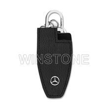Metal Car Logo 2015 Fashion Design Real Leather Key Case