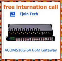 HOT SALE !! call center equipment acom515-16/64 card gsm/cdma/wcdma sms gateway device