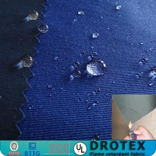 china oil&waterproof anti-fire&anti-flame fabric for industry worker wear
