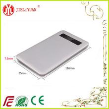 The Cheap Price Hot Sale alumiunium alloy CE FCC ROHS battery power bank