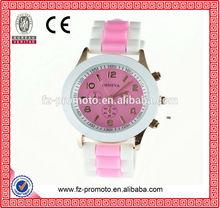 Fashion Silicone Watch Mix 13 colours