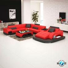Smart home furniture Cheers leather sofa furniture sofa set Dubai leather sofa furniture