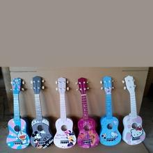 21 23 24 inch China cheap cartoon ukulele ukelele for sale
