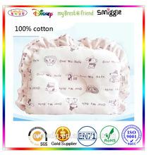 Linsen cheap wholesale baby flat head pillow memory foam