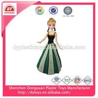 ICTI approved vinyl craft handmade mini cloth dolls shenzhen factory