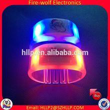 Novelty Pub Flashing led wristbands China Supplier/manufacturer/wholesale