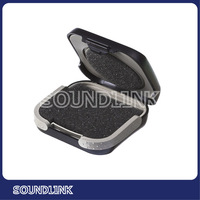 ABS material cheap price hearing aid cic case with liner foam