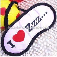 cute design novelty sleep cover eye mask for girls