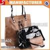 2014 classic design business leather golf bag rain cover