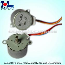 small mini 12V DC motor, stepper motor