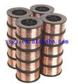 Er70s-6 co2 blindé de fil à souder flux/cuivre toutes sortes de fabricant de rouleaux de fil mig
