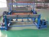 Full-automatic crimped wire mesh machine