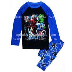 Fashion new products baby pajamas children clothes soft sleepwear
