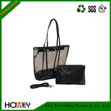 Dongguan Homey PVC Tote Bag/Beach bag/ladies Shopping bag