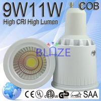 9W 11W LED GU10 GU5.3 Spotlight