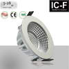 solid and reliable ceiling mount LED downlight with 55mm cut out 3w recessed led downlight
