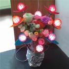 Shengjia Height 40CM LED Vase Light holiday time led net lights