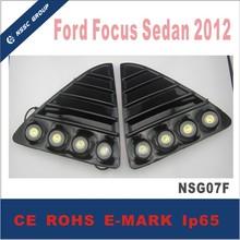 NSG07F Ford Focus 2012 SEDAN Cruze led daytime running light fog lamp cover