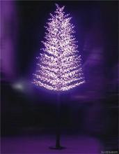 decorative lighted christmas Tree three star series