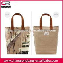 2014 artificial tree storage bag artificial tree canvas storage bag canvas handbag canvas tote bag