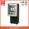 ATM machine with RFID card for telecom company