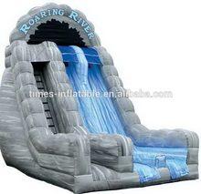 Newest professional inflatable toboggan slide