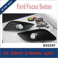 NSG06F Ford Focus SEDAN 2009-2011 hiway mazda 3 flexible led drl/ daytime running light